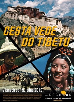 DOK.Film - Cesta vede do Tibetu