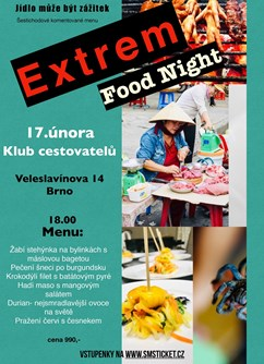 Extrem Food night