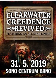 Creedence Clearwater Revived (UK) – vstupenky | smsticket