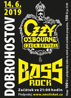 Bass & Ozzy Osbourne Czech Revival