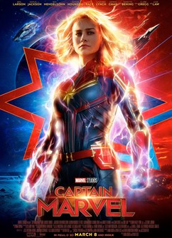 Captain Marvel  (USA)  3D
