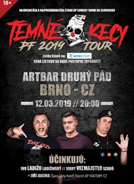 Stand-UP Temné Kecy PF 2019 Tour