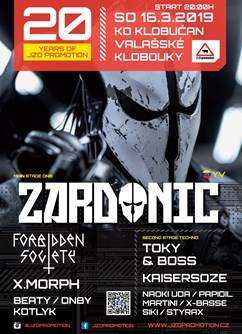 20 years of JZD promotion w/ Zardonic