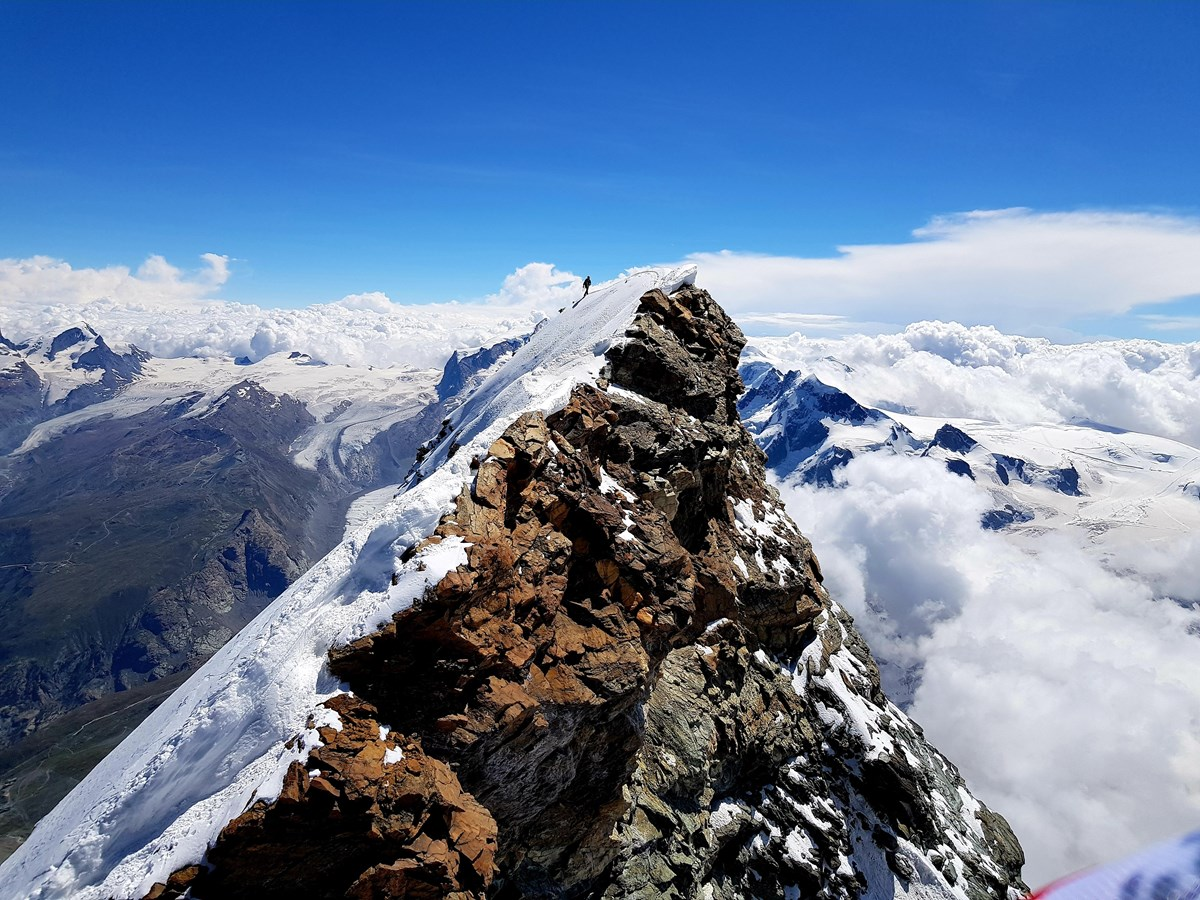 Alpské vrcholy na dosah