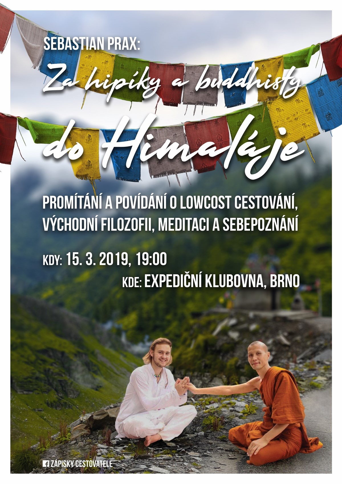 Za hipíky a buddhisty do Himaláje