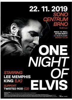 One Night Of Elvis (UK)