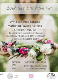 Women´s talks minifest - sebehodnota