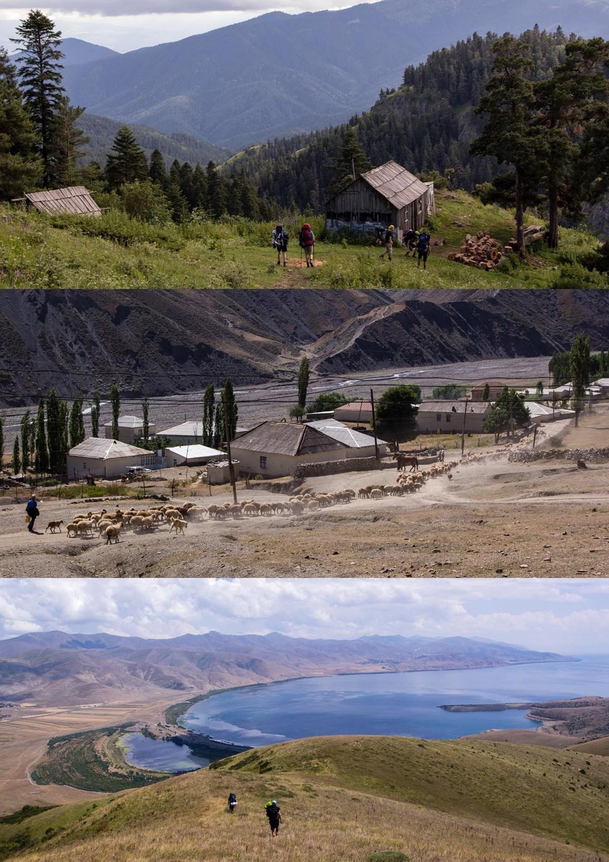 Všechny krásy Kavkazu: Gruzie, Ázerbájdžán, Arménie -Ostrava