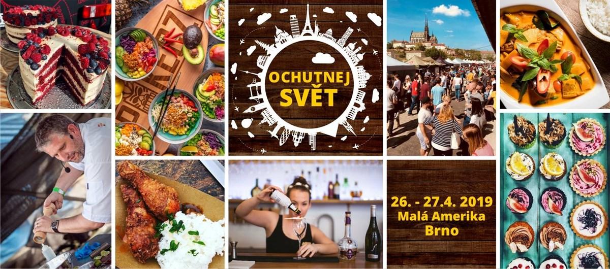 Festival Ochutnej Svet 2019 4th Year Brno Vstupenky Na 26 4