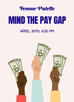 Networking Event: Mind the Pay Gap