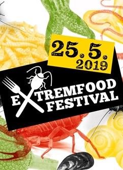 Extrem food a travel festival Brno
