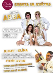 ABBA revival Coctail Night party