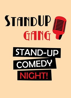 Stand-up Gang v Radegastovně