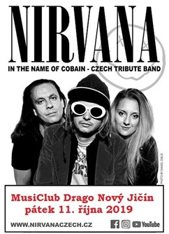 Nirvana Tribute band v MC Drago