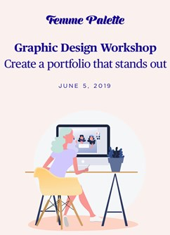 Graphic Design Workshop: Create a portfolio that stands out