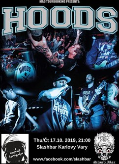 Hoods (Hardcore USA) + support