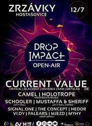 Drop Impact Open-Air