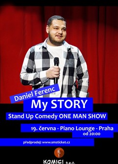 One Man Show Daniela Ference