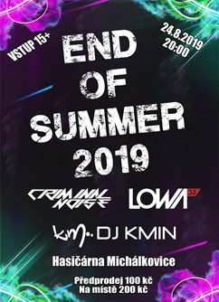End Of Summer 2019