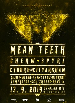 NONOISE 1st Anniversary w/ Mean Teeth (LT)