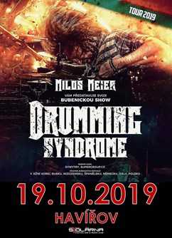 Miloš Meier Drumming Syndrome