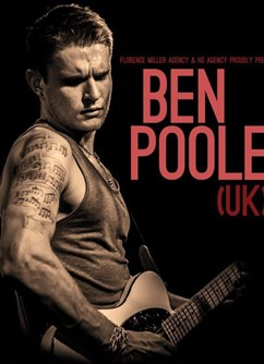 Ben Poole Band (UK/CZ)