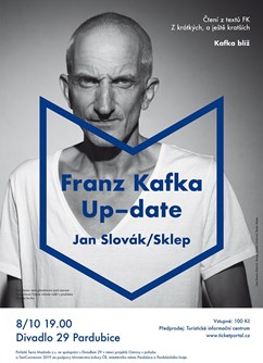 Jan Slovák: Franz Kafka Up-date
