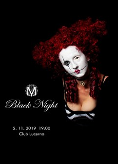 Manon Black Night
