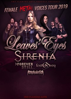 Sirenia, Leaves' Eyes, Forever Still, Kassogtha