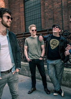 The Rainbreakers (UK), bluesrock