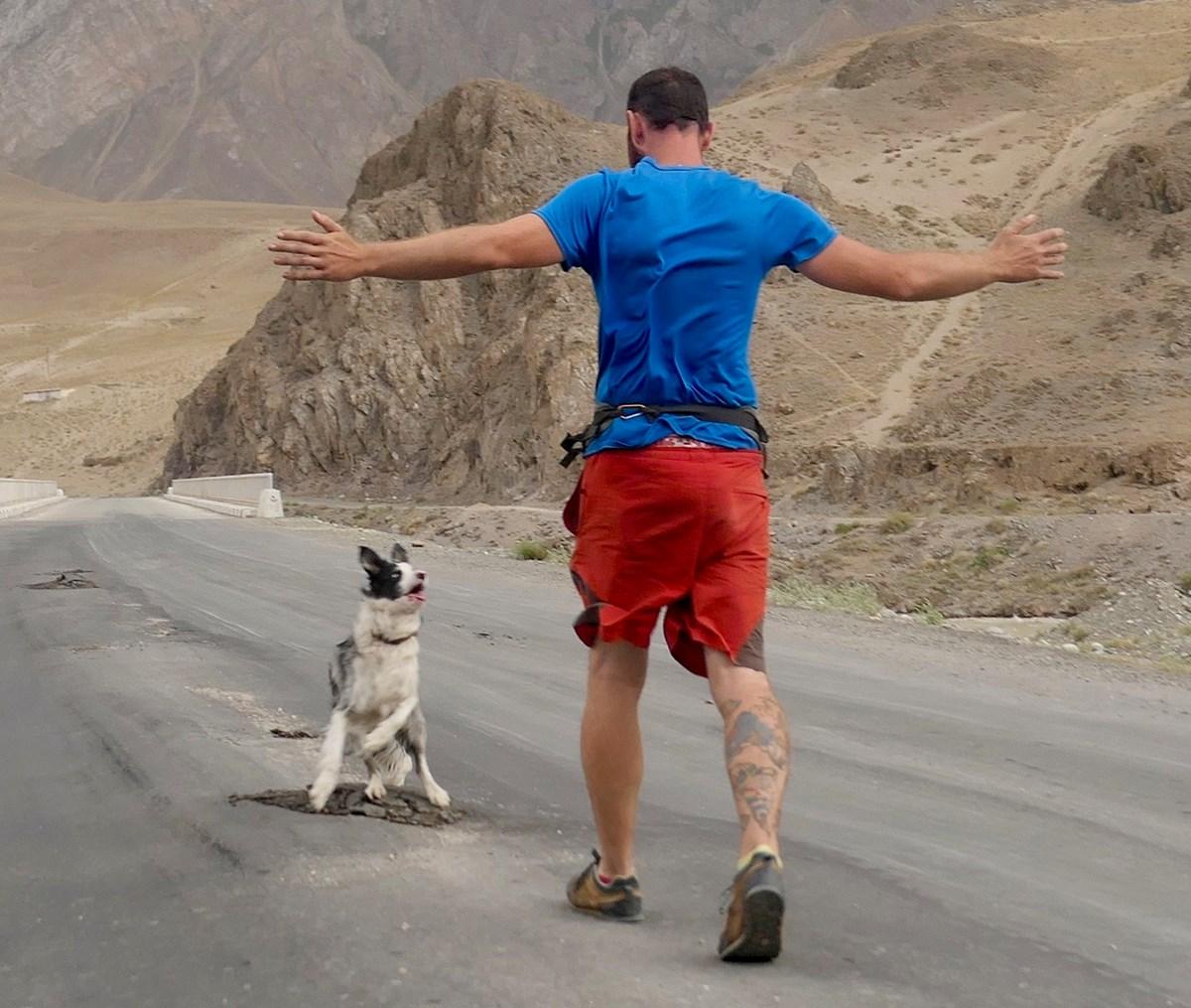 Travel stand-up: Stopem se psem v Asii @Těchov