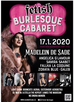 Fetish Burlesque Cabaret