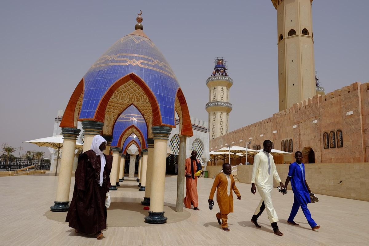 Islám na prahu Sahary / Lenka Hrabalová