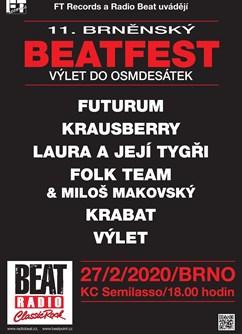 11. brněnský Beatfest 2020