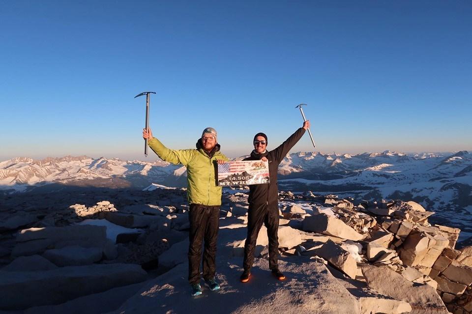DvaNaTahu - Pacific Crest Trail - 4300 km z Mexika do Kanady