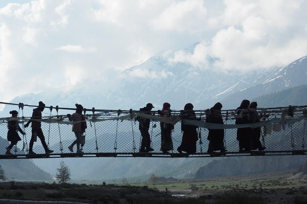 Nepál - trek okolo Annapurny (Udo & Gerda na cestách)