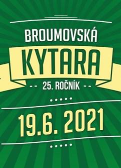 Broumovská kytara 2021