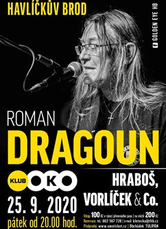 Roman Dragoun, Hraboš a Vorlíček & CO. / Golden_eye.hb