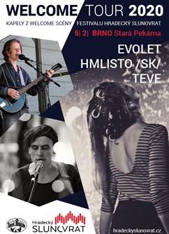 Welcome tour festivalu Hradecký slunovrat