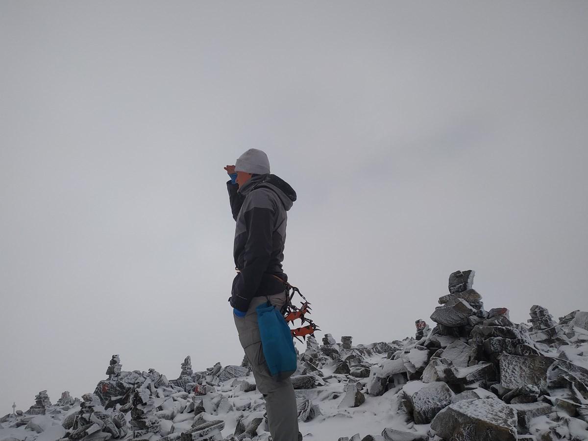 Pěšky za 70. rovnoběžku aneb 4 500 km Evropou (Kratochvíl)