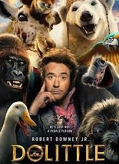 Dolittle  (USA)  3D
