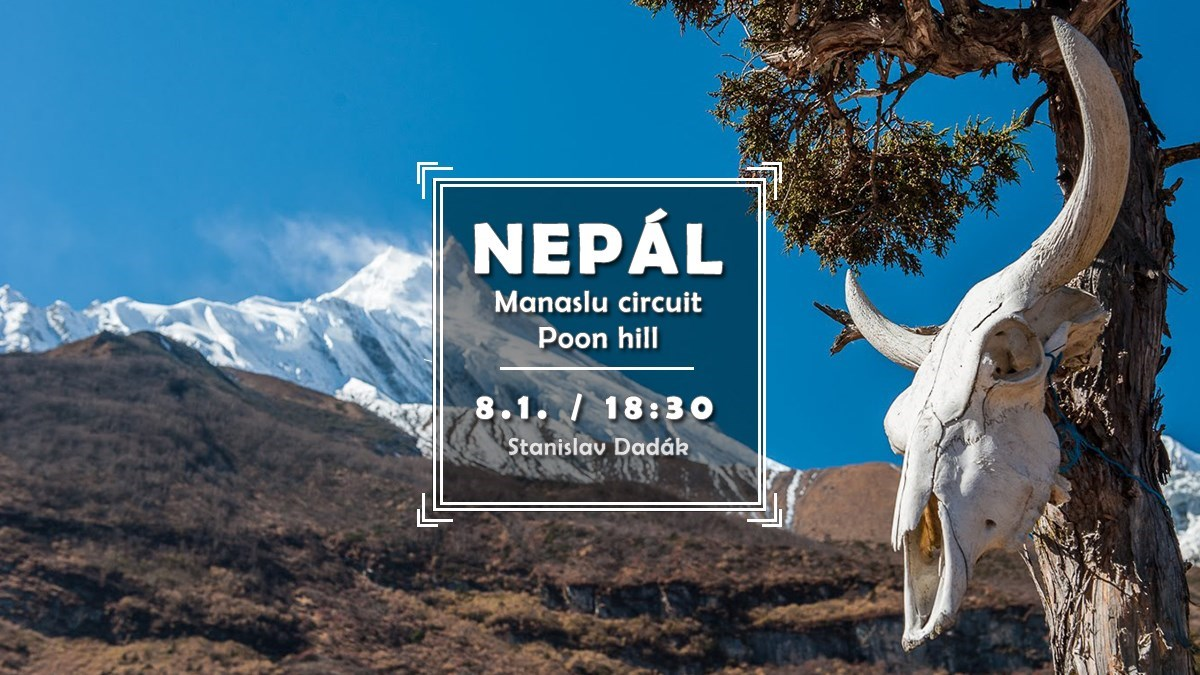 Nepál – Manaslu circuit + Poon Hill
