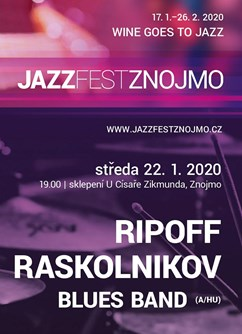 Ripoff Raskolnikov Blues Band (A/HU)
