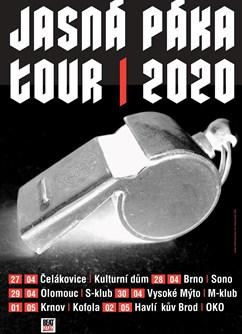 Jasná Páka tour 2020