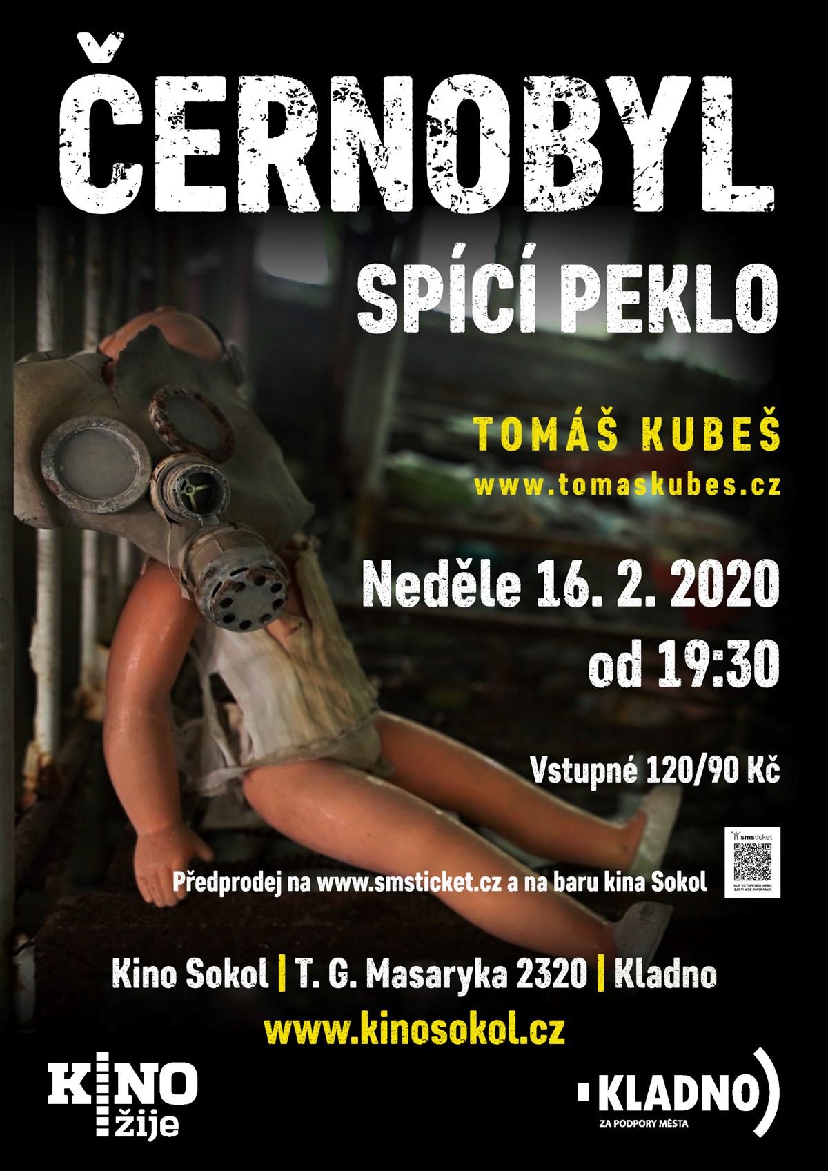 Černobyl – spící peklo – Kladno
