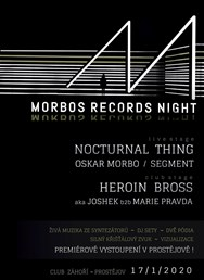 Morbos Records Night