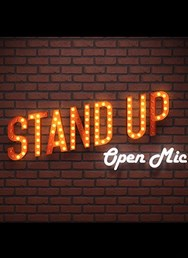 Stand Up Comedy - Open mic