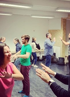 IMPROFEST 2020 - workshop: In English