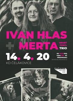 Ivan Hlas + trio Merta, Hrubý, Fencl