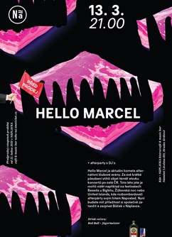 Hello Marcel + afterparty